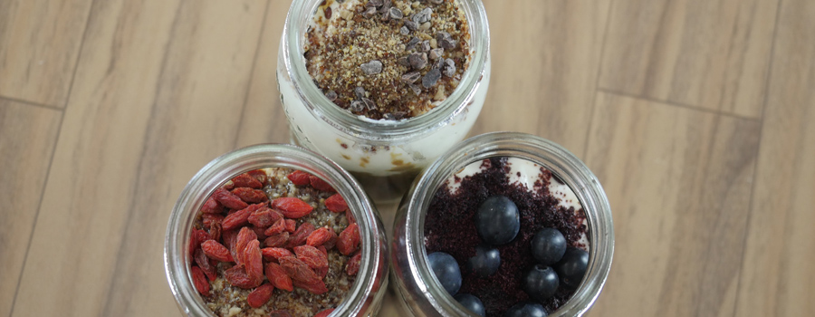 Chia Protein Pudding – MuscleFood Series