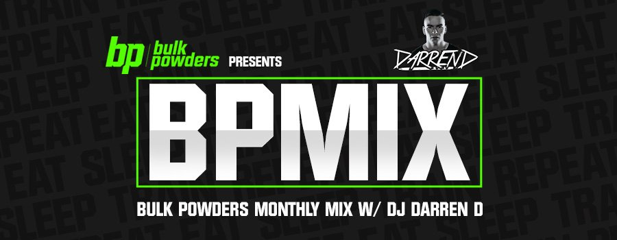 Workout Music by Bulk Powders Resident Dj Darren D